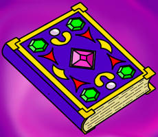 (Adoptable) Magic Book
