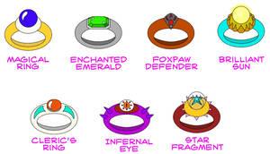 Artemis Rings