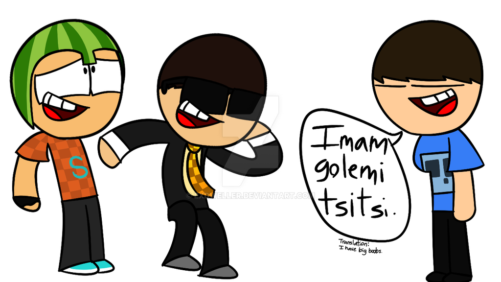 double bodil40 and simonhds90 by exdweller on deviantart