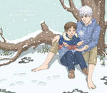 Jack Frost and Jamie Bennett
