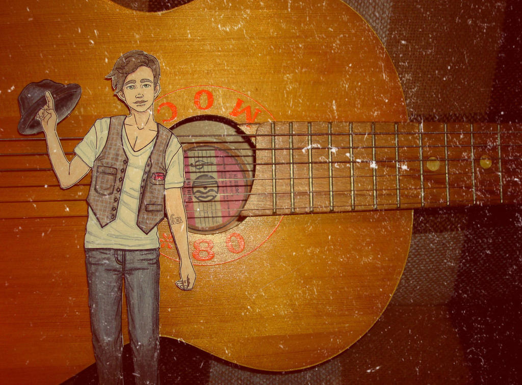 Nate Ruess The Format by nauseto on deviantART