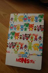 Kawaii Mini Journal Cover