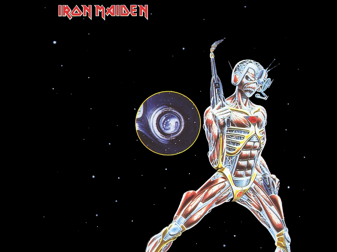 Somewhere In Time Iron Maiden By Smoothraven7 On Deviantart