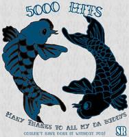5000 Hitz by SmoothRaven7