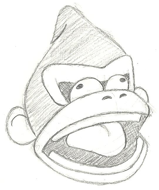 Derpy Kong by Seinari