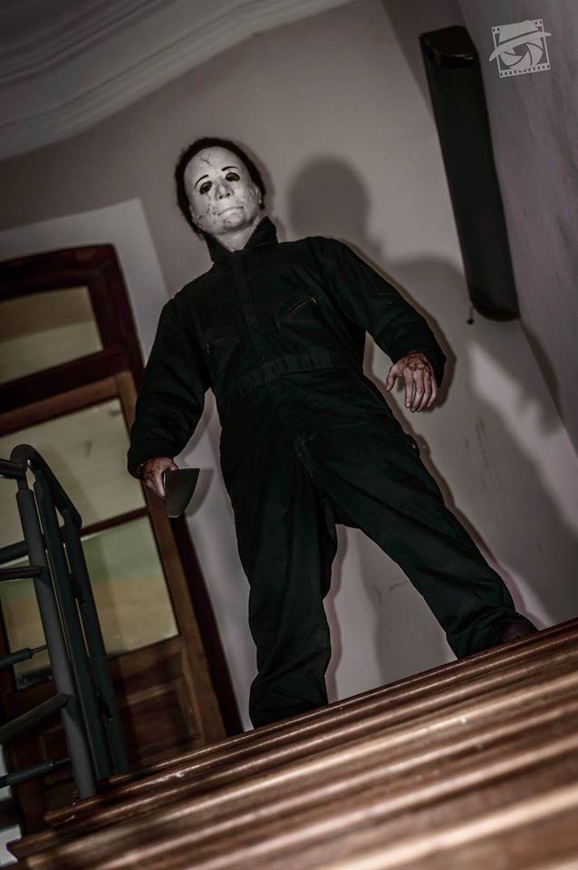 Michael Myers Halloween cosplay by Raurus
