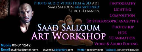 Saad Salloum Art Workshop
