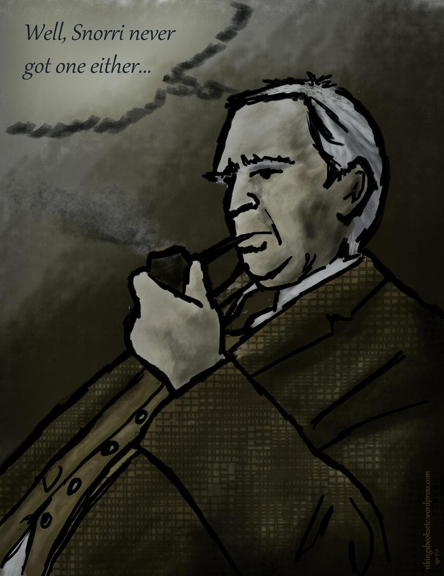 Tolkien's Nobel near-miss
