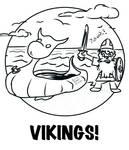 Vikings Rawr