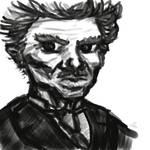 Glowering Strindberg