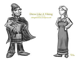 Viking Clothes by Callego