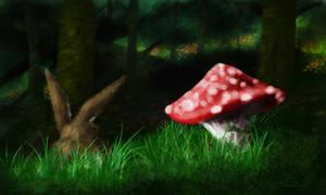 Forest Floor Speedpaint by Callego