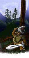 WIP: Viking Ewok