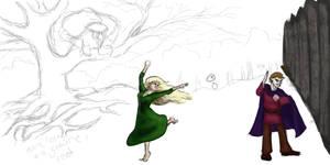 WIP: Idunn and Loki continued