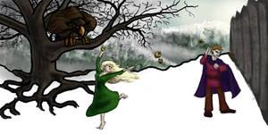 WIP: Idunn and Loki continued AGAIN