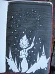 Snow Queen Sketch