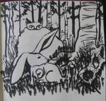 Grim Bunny 2