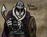 Viking Bunneh Sketch