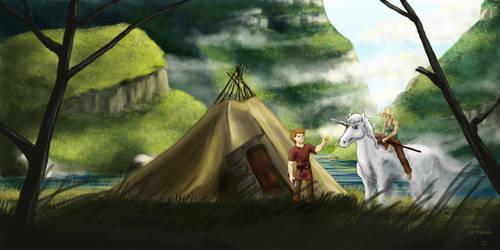 Volund and Hervor