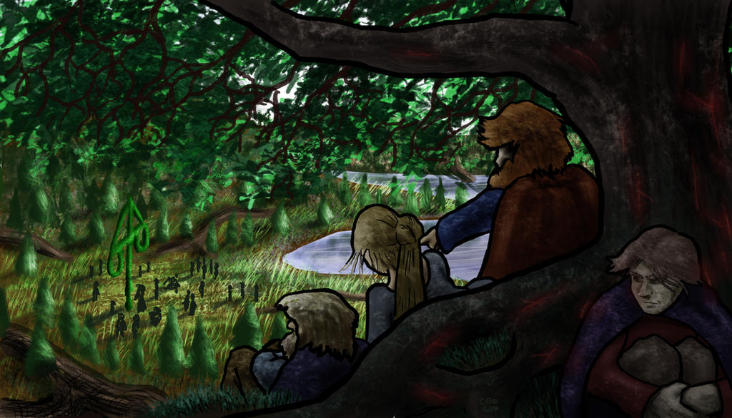 Norse Midsummer: People Watching