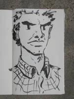Moleskine Sketch by Callego
