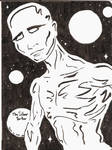 Silver Surfer Sketch