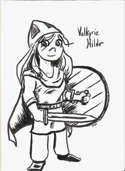 Valkyrie Hildr