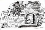 Visby: St Hans Church Ruin