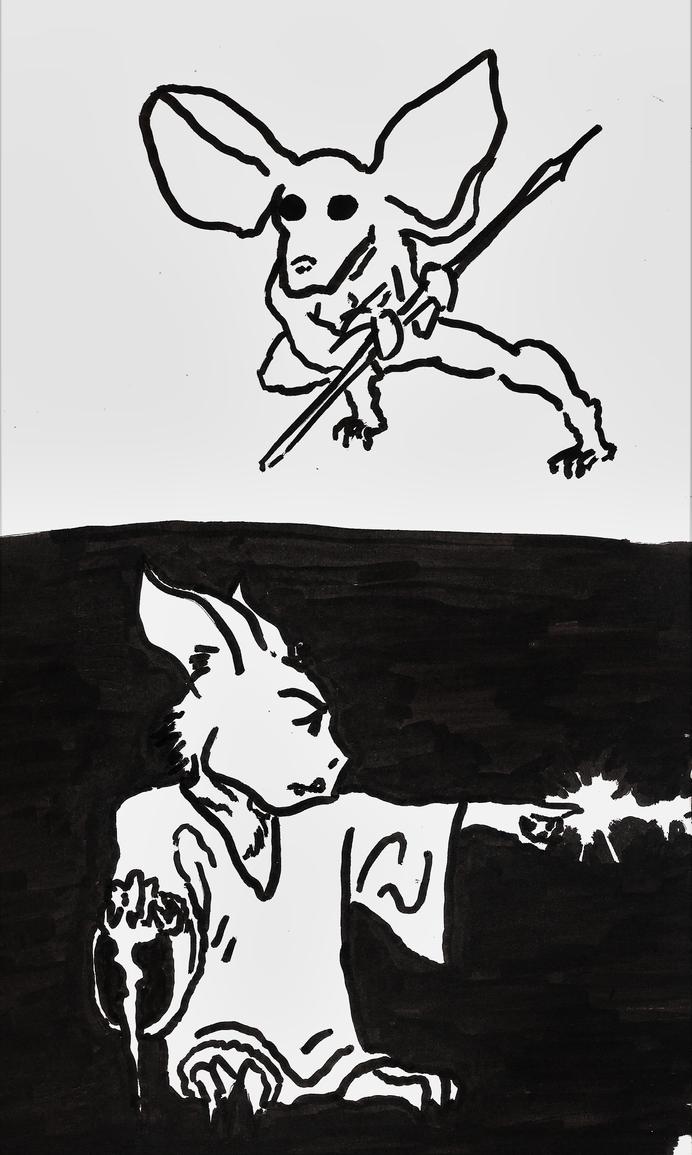 Goblin Sketches by Callego