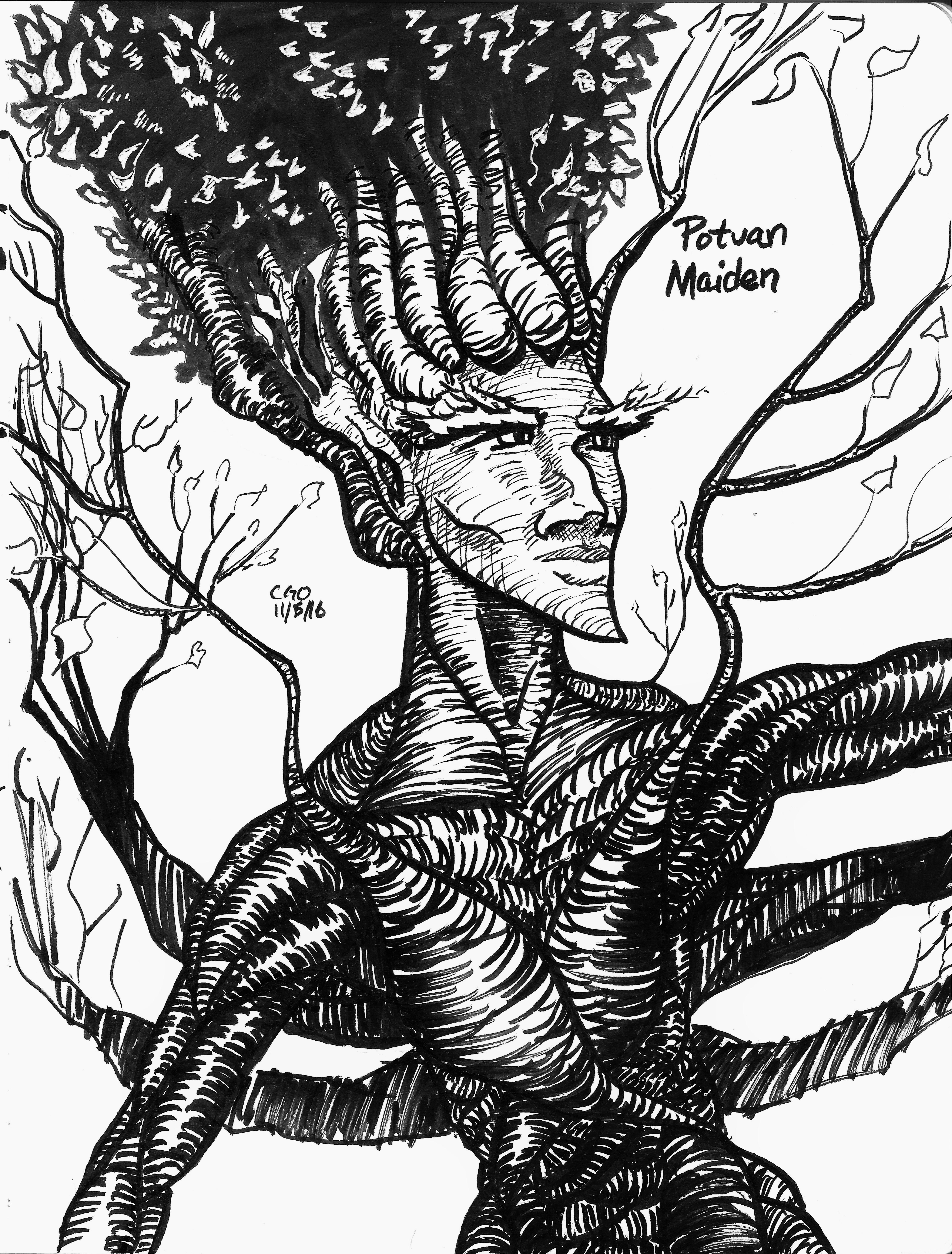 Potuan Maiden