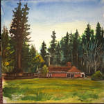 Plein Air: Mission Springs Winter