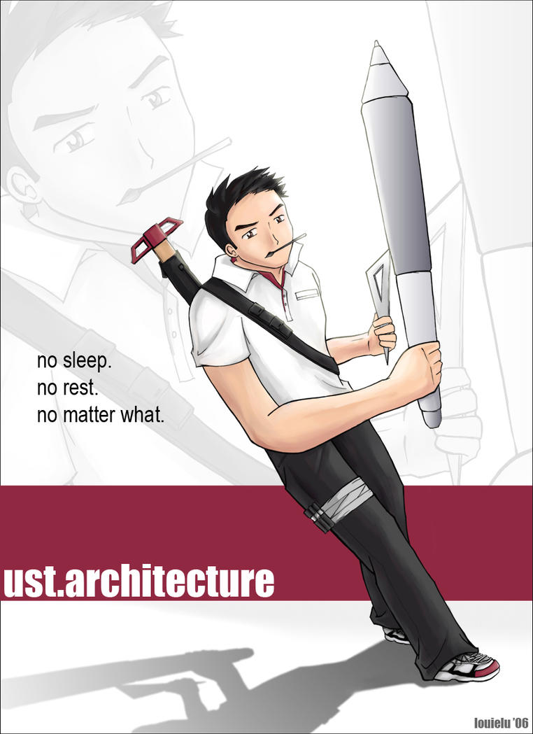 """ust arki thesis A thesis isn't a building type perse, even if for ust-arki  architecture as solution to grounded problems """"."""