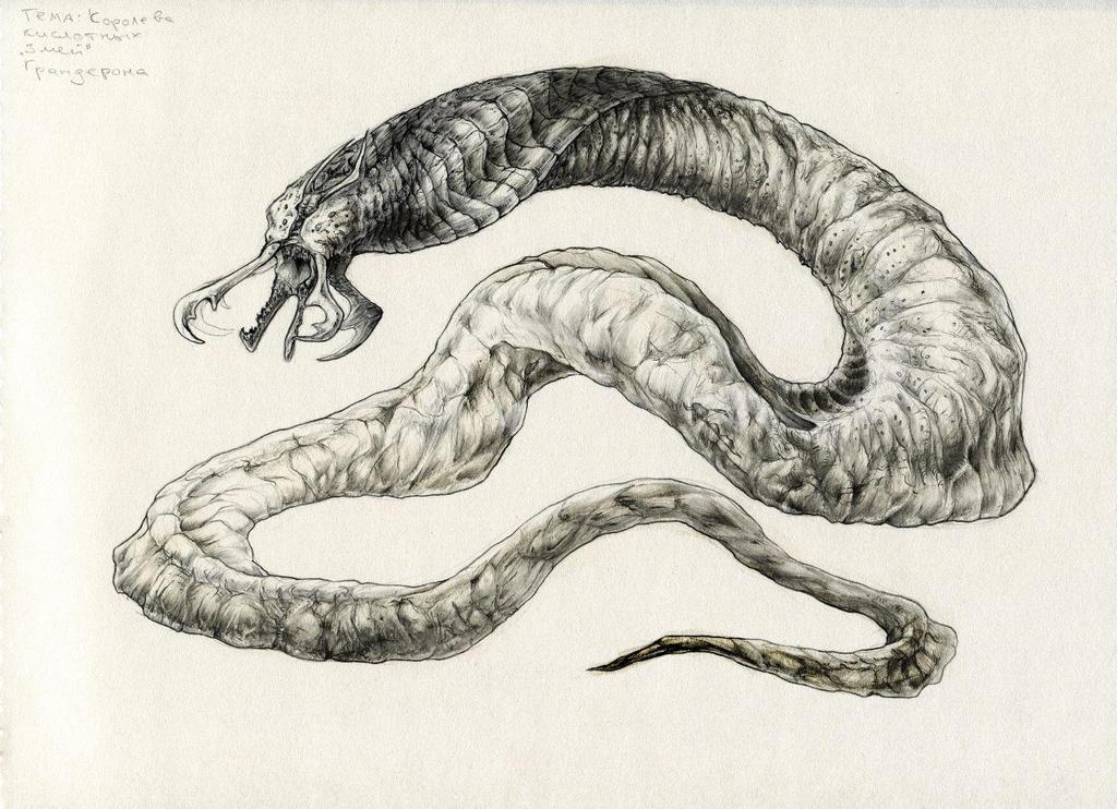 acid snake by Ket-n-Ksenon