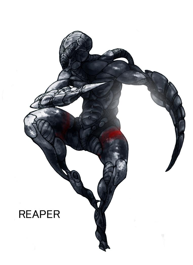 Reaper by Ket-n-Ksenon