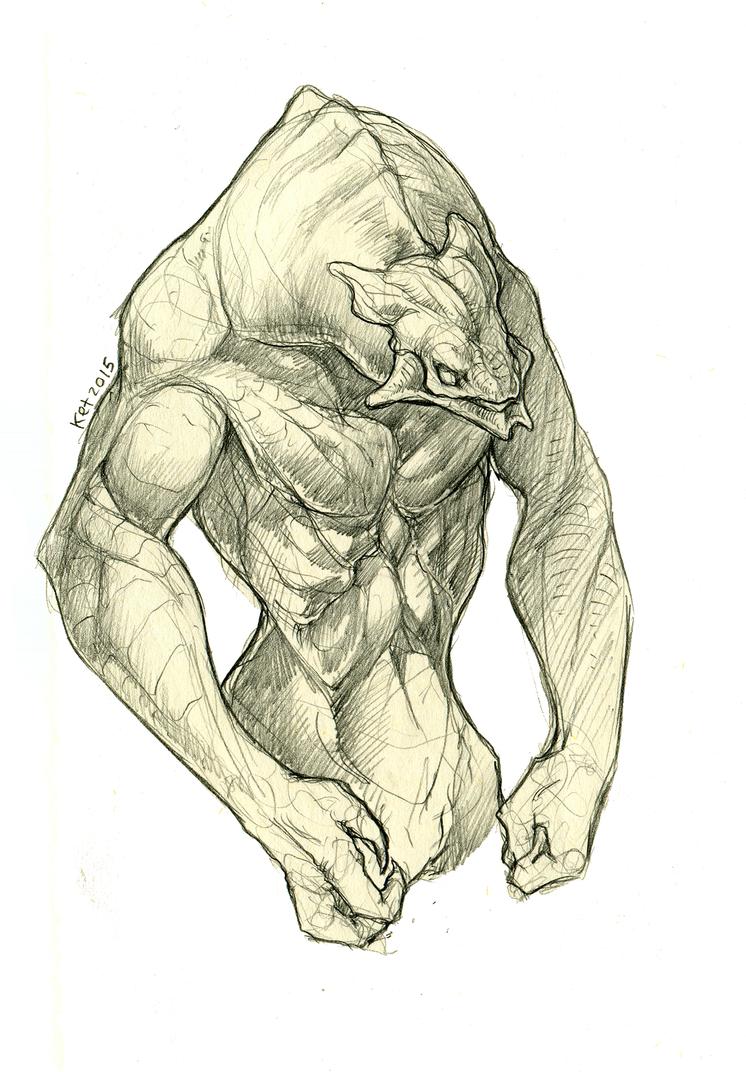 big guy by Ket-n-Ksenon