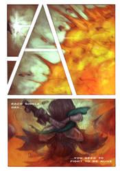The East Wall. Prologue. Page 5 by Ket-DawnAtSunset