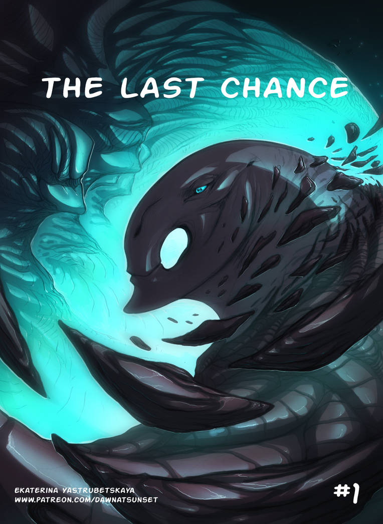 The last chance: cover