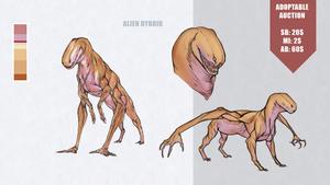 [CLOSED] Auction: Alien Hybrid