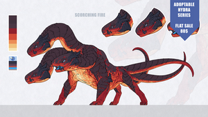 [CLOSED] Adopt: Scorching Fire