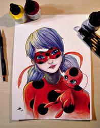 Ladybug fanart