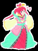 Kougyoku by CreamyRainbow