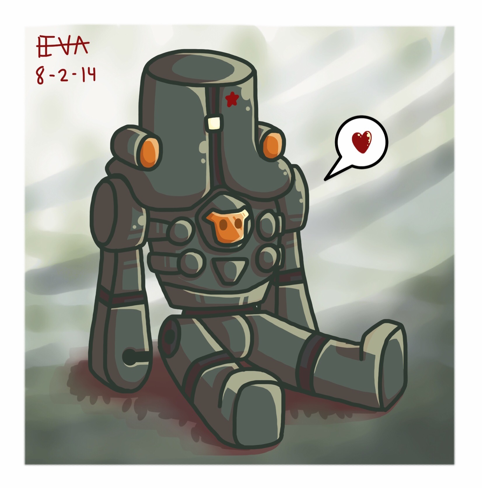 Chibi Cherno Alpha by ars-autem-lux on DeviantArt Pacific Rim Cherno Alpha Anime