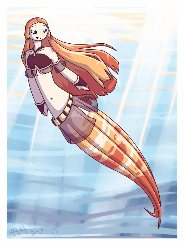 Calamari Queen by ars-autem-lux