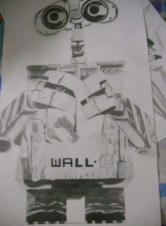 wall e by random-nerdy-weirdo