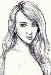 Random portrait by Sjostrand