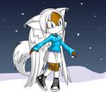 My Sonic Char.