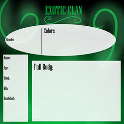 Exoticclan Application