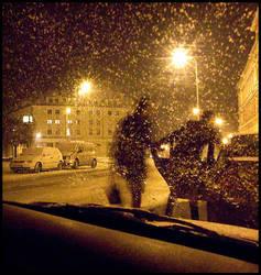 Going home by Alzbettta