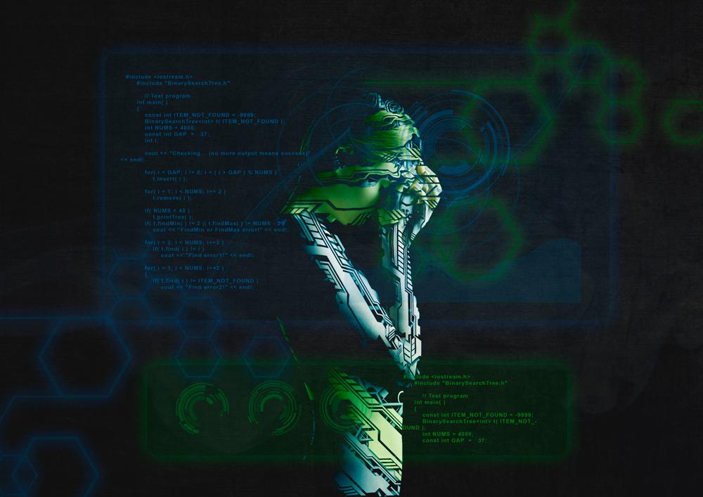 Bio-Bot by artgh