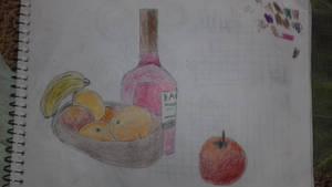 Still Life. Draw